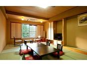 純和風の客室の他にも洋室ツイン・和洋室もございます。
