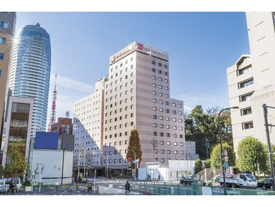 東京虎ノ門東急REIホテル(旧:新橋愛宕山東急R...