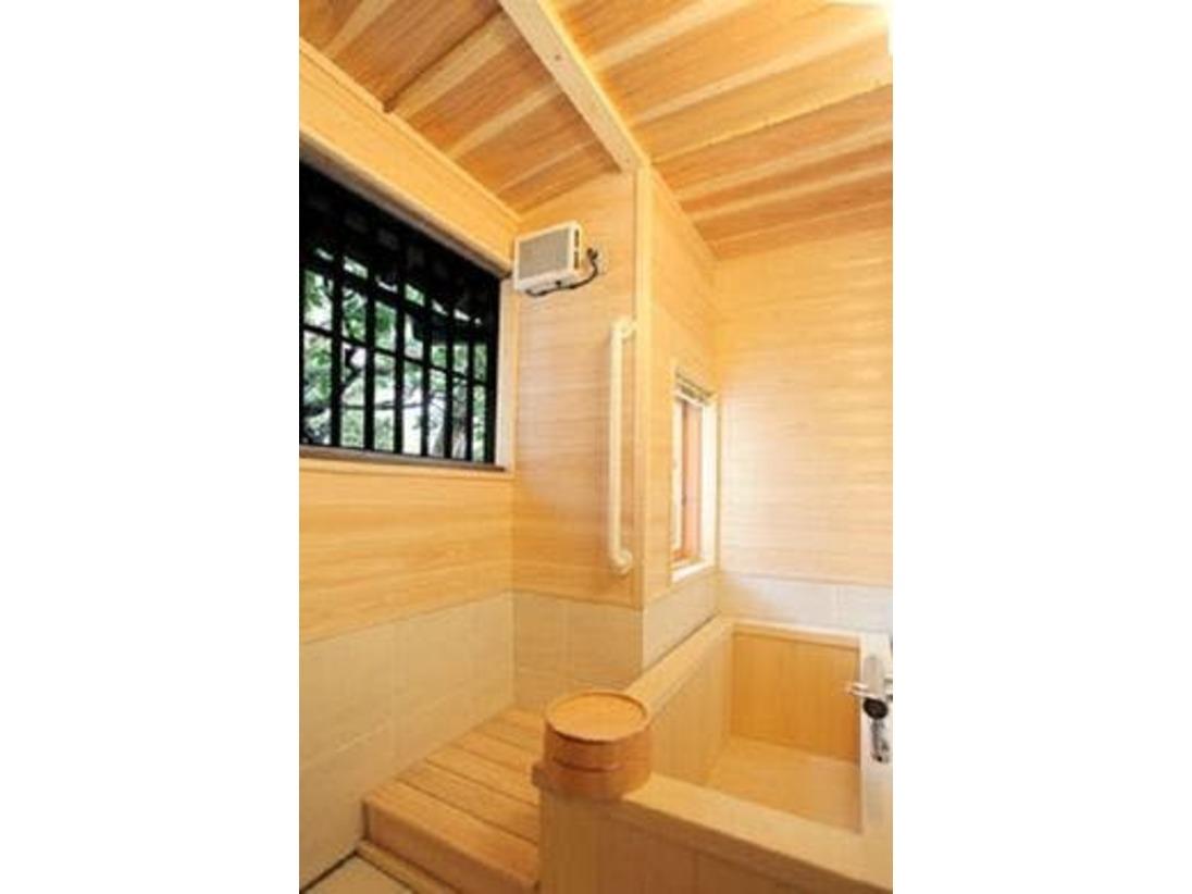 阿知の間専用浴室