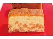 信州リンゴを贅沢に使ったパウンドケーキ