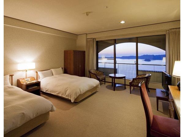 鳴門海峡の見えるスタンダードツイン