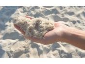 【白良浜】白い砂浜で有名な白良浜 青い海と白い砂浜は絶景