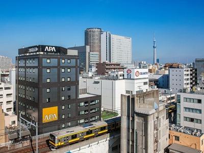アパホテル〈秋葉原駅前〉