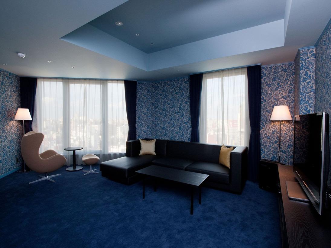 Suite ザ・ゲート(58平米)~リビングルームイメージ~