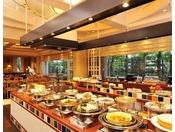 【1F オールデイダイニングレストラン「カシュカシュ」】朝食/ランチ/ディナー