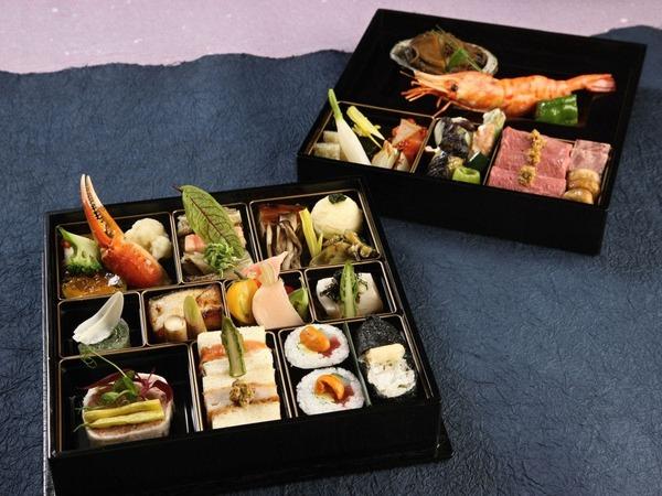 【四季の玉手箱】ご夕食イメージ