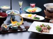 和琉球御膳(ディナーイメージ) 日本料理、琉球料理の創作御膳