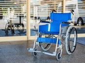 【貸出品(無料)】車椅子。数に限りがあります。