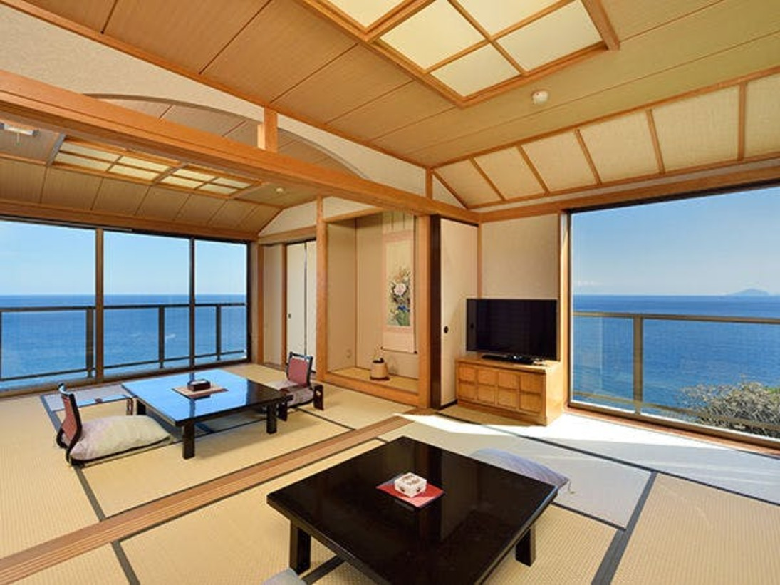 最上階客特別室(露天風呂付)