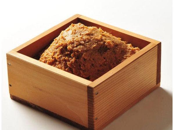 尚文自家製のお味噌