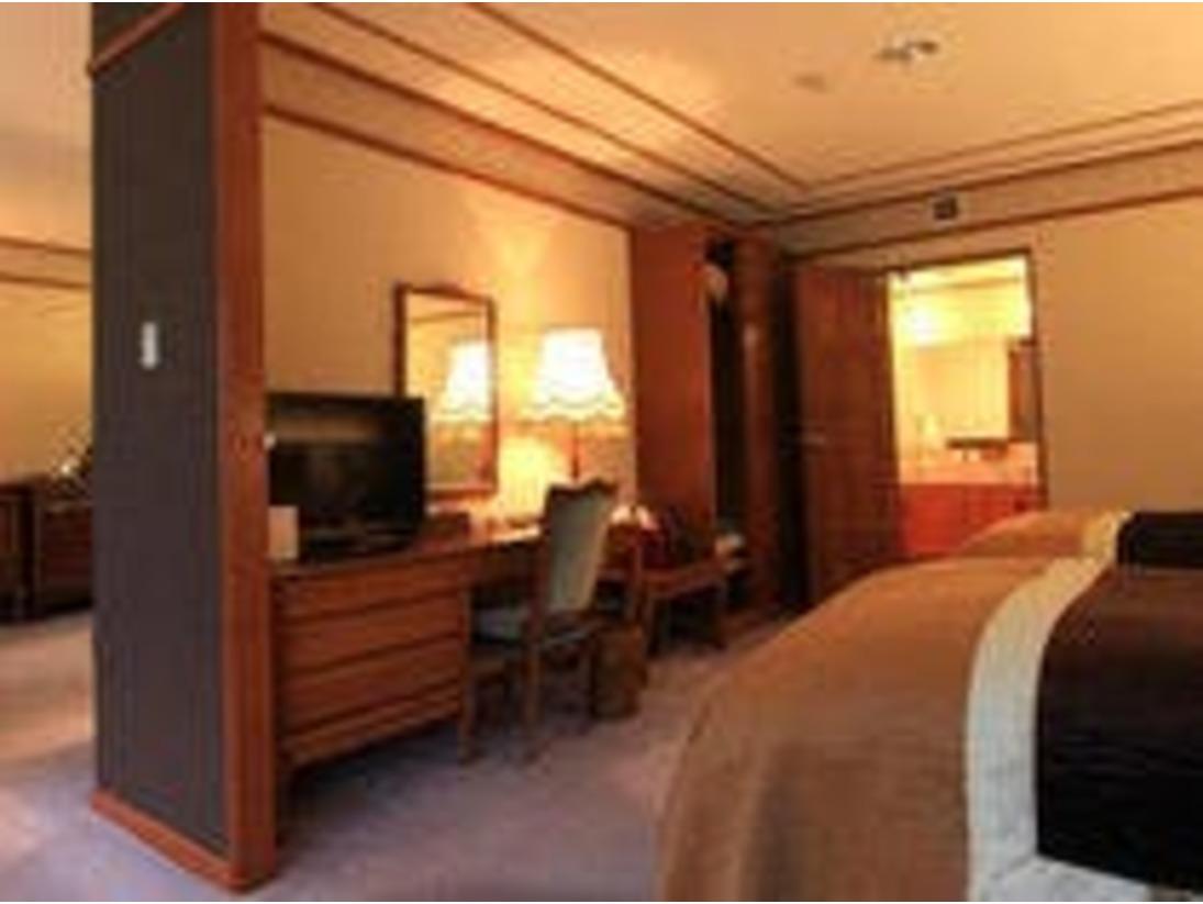 【プレミアムルーム】落ち着きのあるモダンな空間で、上質なひと時をお過ごし下さい。