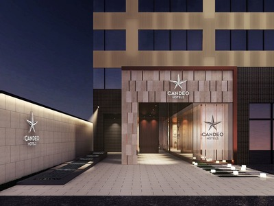 カンデオホテルズ長崎新地中華街