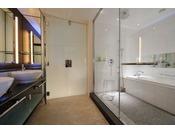 グランヴィアフロアエグゼクティブツイン【52平米】バスルーム一例