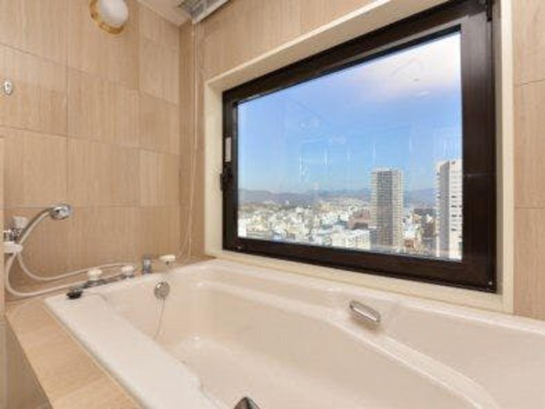 グランヴィアフロアセミスイート【55平米】バスルーム一例