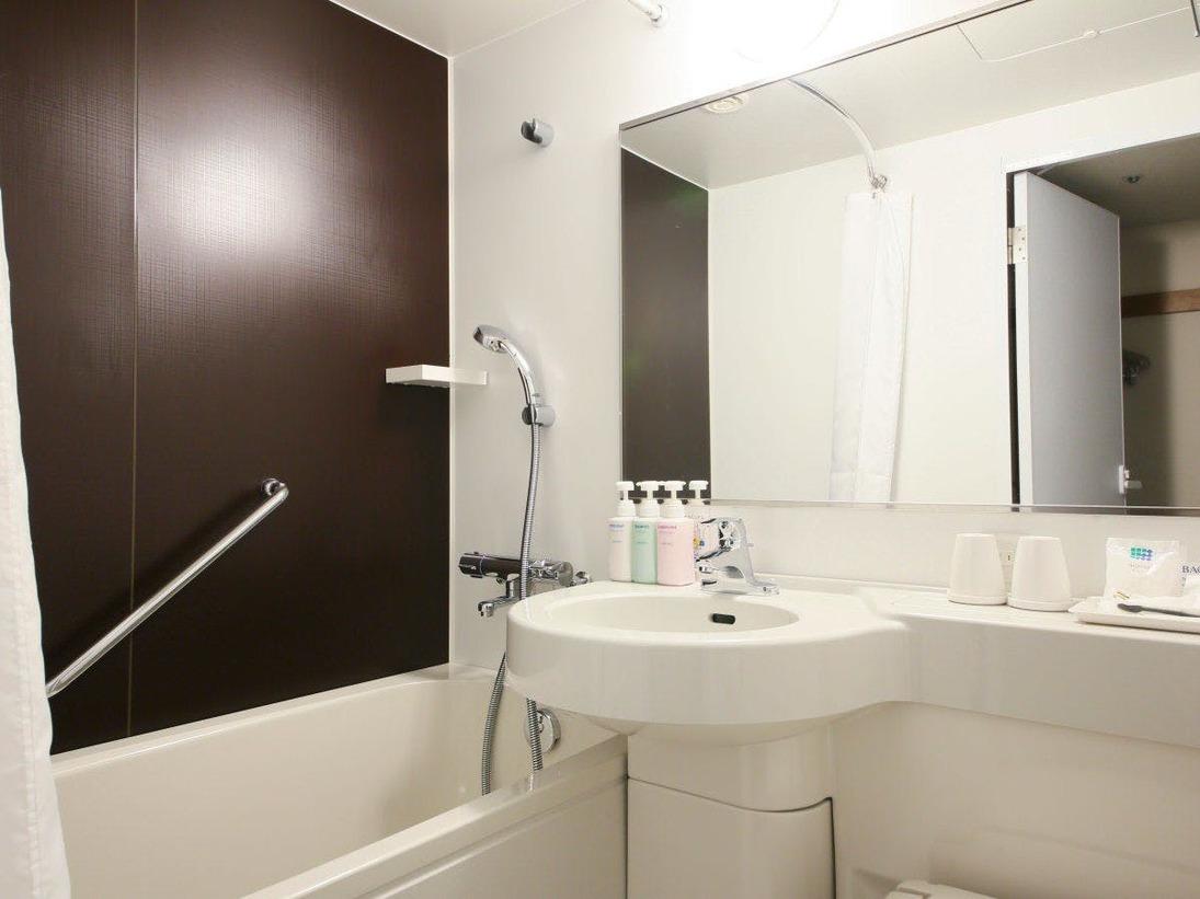 リニューアルしたバスルームです!