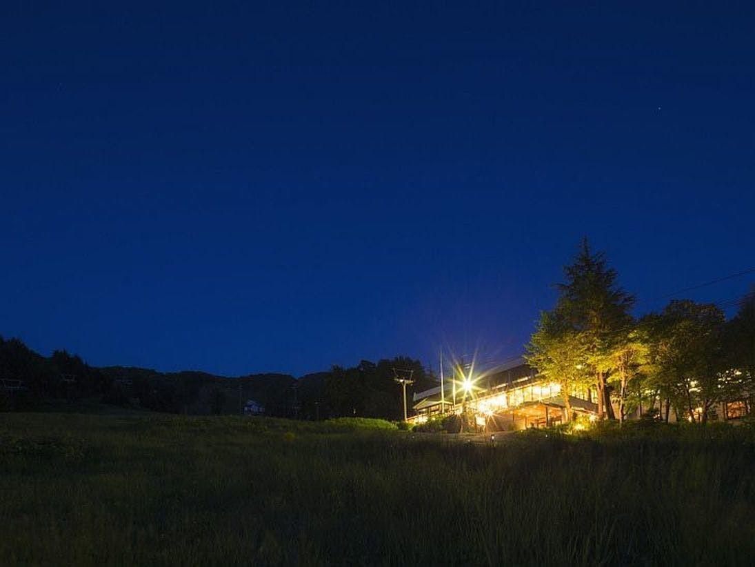 タカミヤビレッジ ホテル樹林