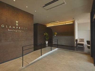GLAMPROOK hotel&glamping 馬島