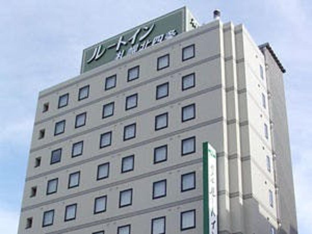 ホテルルートイン札幌北四条