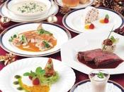 2011年のクリスマスディナー「GASTRONOMIQUL」のイメージ