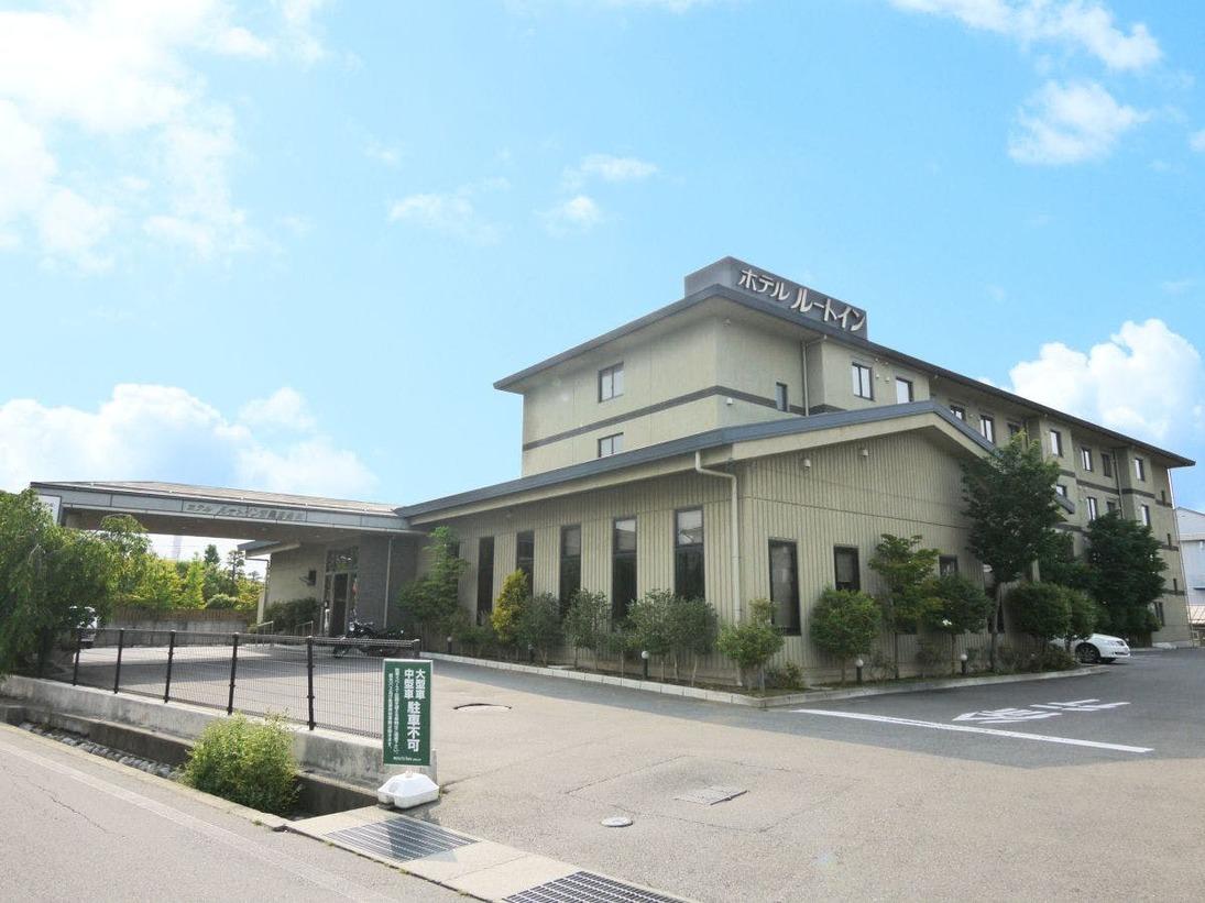 ホテルルートインコート安曇野豊科駅南