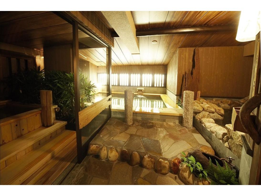 人工温泉 八幡の湯 ドーミーイン心斎橋