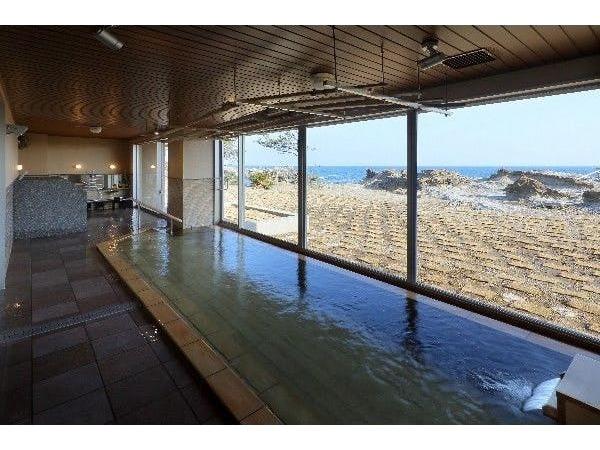 大浴場『波音の湯』