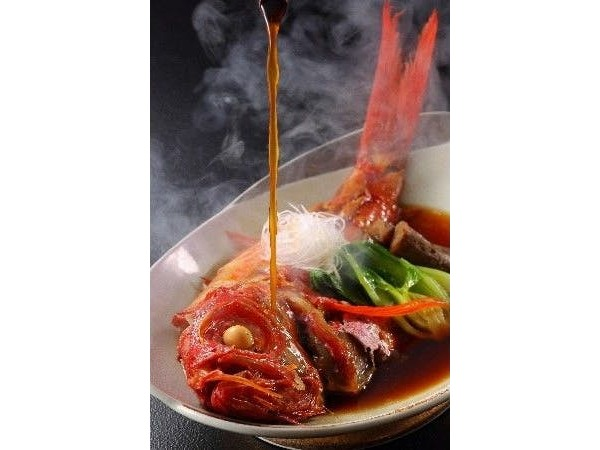 房総に来たら食べて頂きたい金目鯛の姿煮