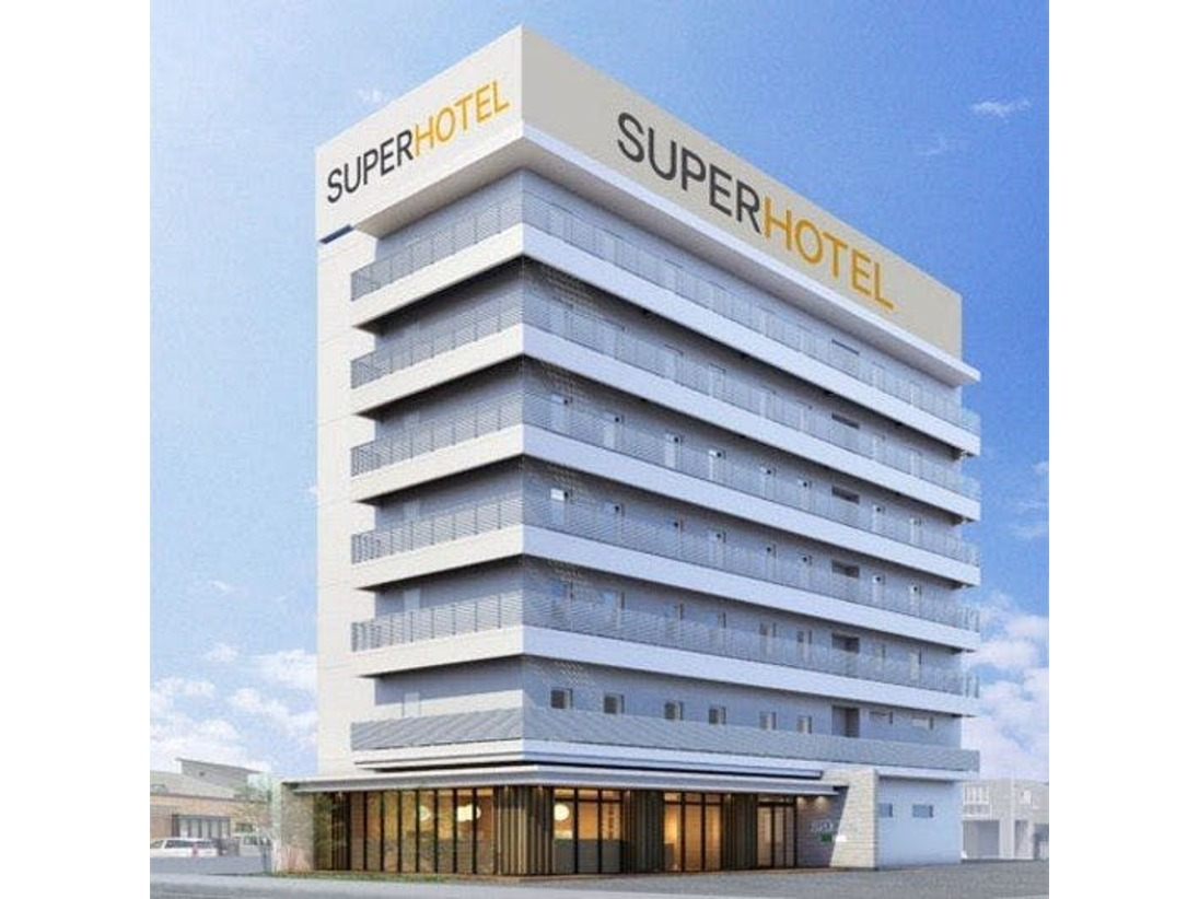 スーパーホテル山形・さくらんぼ東根駅前
