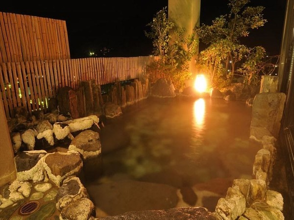 大浴場(姫の湯 露天風呂)