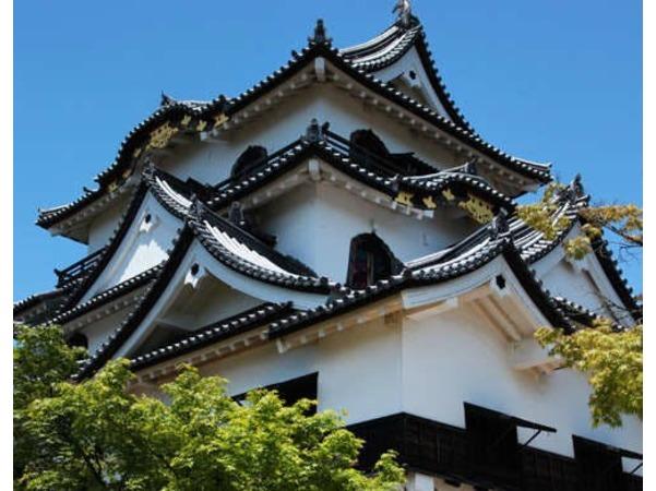 400年の歴史を持つ国宝彦根城