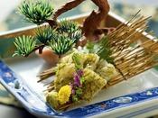 """◆白海老の昆布〆◆富山ならではの""""逸品♪""""郷土料理をぜひご賞味ください!"""
