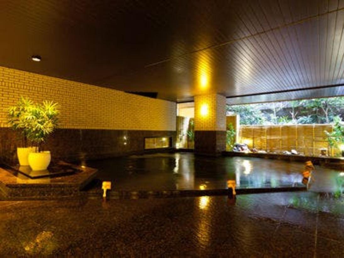 大浴場「つづみの湯」