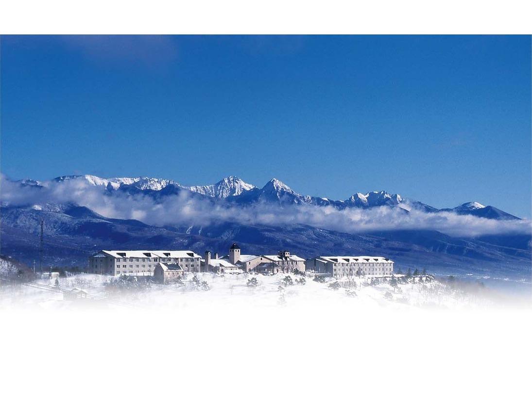 【天空の楽園】車山高原スカイパークホテル