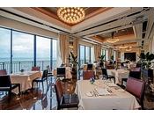 <洋食レストラン「エスカーレ」>南国の温暖な気候と澄んだ空気の中で、特別な食事の時間を演出。少し気取って洋風料理をご堪能ください。※ディナー/17:30~21:30(ラストオーダー/21:00)※水曜定休