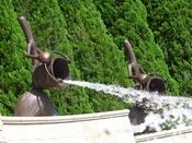 映画に登場する水を運ぶほうき