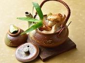 別注:松茸の土瓶蒸し