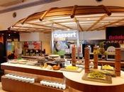 ◆【メインダイニング天河】デザートコーナー/バイキングの締めはやっぱりスイーツ!