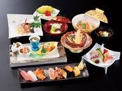 あしび_彩るディナー10000円のイメージ(202010使用)