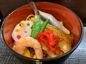 ◆岡山名物、祭り寿司♪