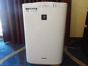 空気清浄器(11・12階の客室完備)