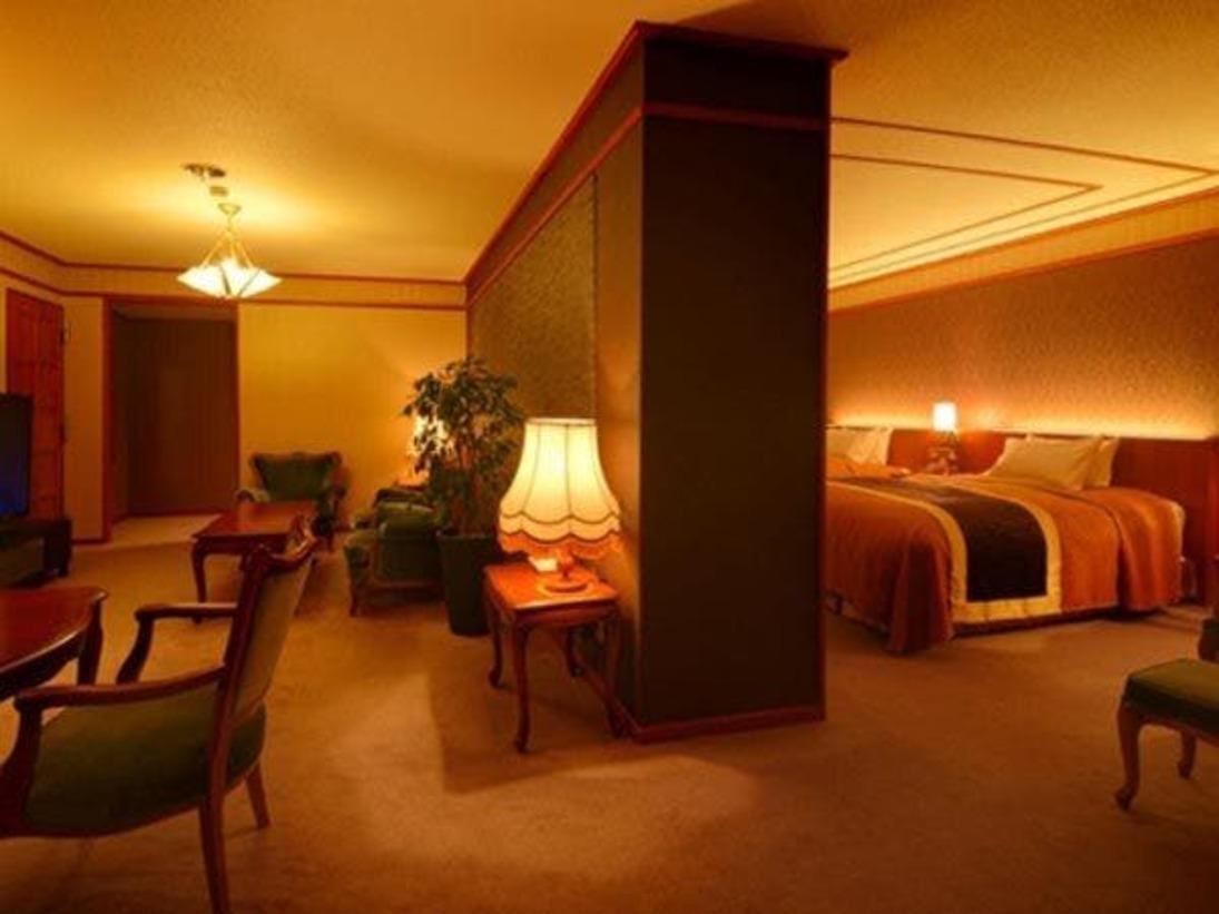【プレミアムルーム】ゆとりある、上質な空間―。
