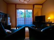 ■麹 -kiku-■ 露天付き離れ客室/まるで絵画の中にいるような洗練されたしとやかな空間