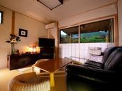 ■思 -omo-■ 大人限定・露天風呂付き離れ/快適さと和の心地よさを併せ持つ客室