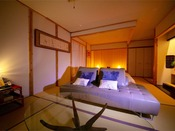 ■錫 -suzu-■露天付き離れ客室/ワンランク上の特別な1日をお楽しみくださいませ。