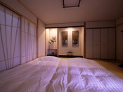 ■藍 -ai-■ 大人限定・露天風呂付き離れ/快適さと和の心地よさを併せ持つ客室