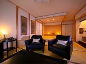 ■麹 -kiku-■ 露天付き離れ客室/五感を研ぎ澄ます静寂と贅沢なまでにゆっくりと流れるときを
