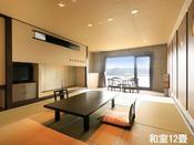 和室12畳タイプ(レストラン食・部屋食)