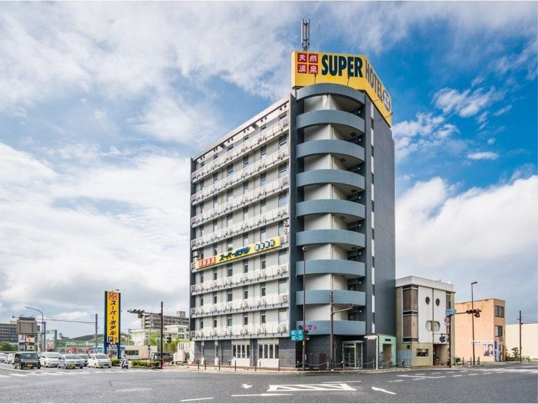 スーパーホテル鳥取駅北口