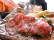 松坂牛や近江牛など名だたるブランド牛の素牛となる「但馬牛」。脂があまーい名産をお楽しみ頂けます。