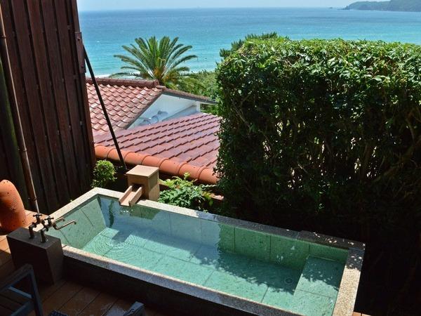 海側露天風呂付和室10畳